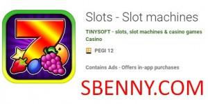 Slot - Slot machine + MOD