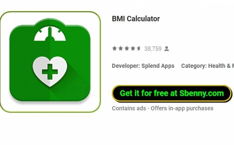 Калькулятор BMI + MOD