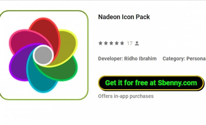 Nadeon Icon Pack