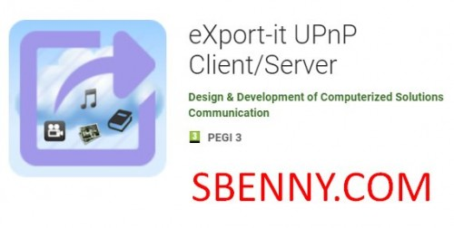 eXport-it UPnP Client / Server