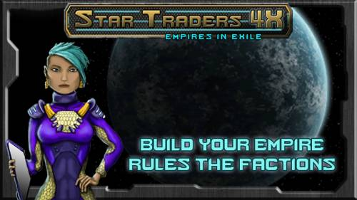 Star Traders 4X Empires Elite + MOD