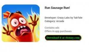 Esegui Sausage Run! + MOD