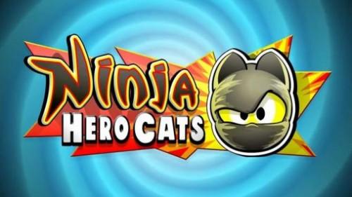 Ninja Hero Cats + MOD