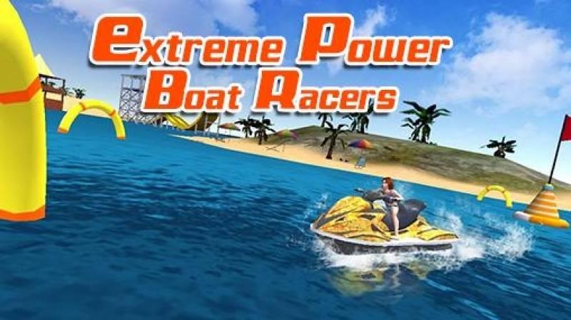 Экстремальные Power Boat Гонщики + MOD