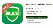 Virus Cleaner - Antivirus, Booster (MAX Security) + MOD
