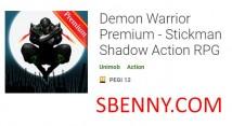 Demon Warrior Premium - Action Stickman Shadow RPG + MOD
