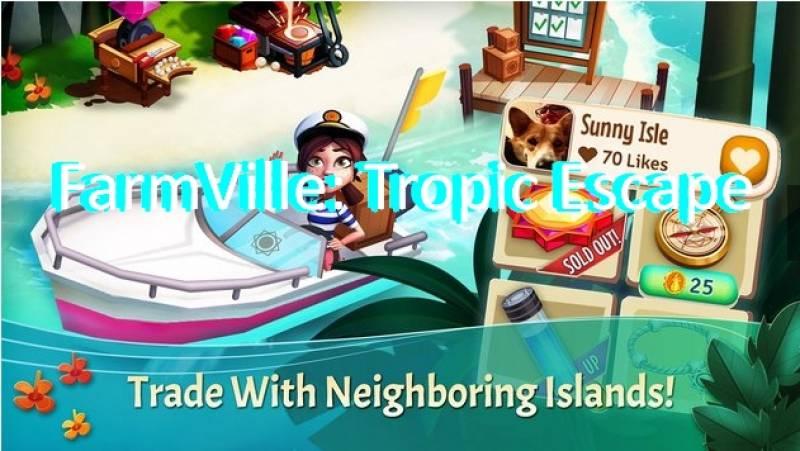 FarmVille: Tropic Escape + MOD