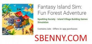 Fantasy Island Sim: Fun Forest Adventure + MOD