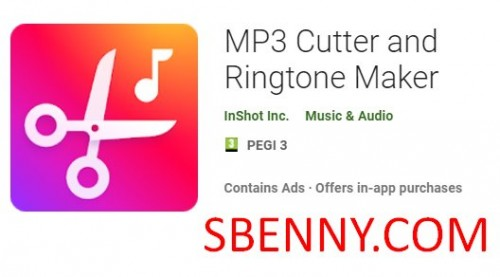 Cutter MP3 et Ringtone Maker