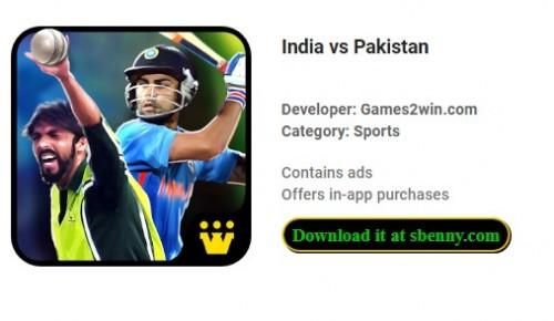 Índia vs Paquistão + MOD