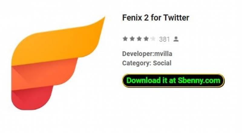 Fenix 2 برای توییتر