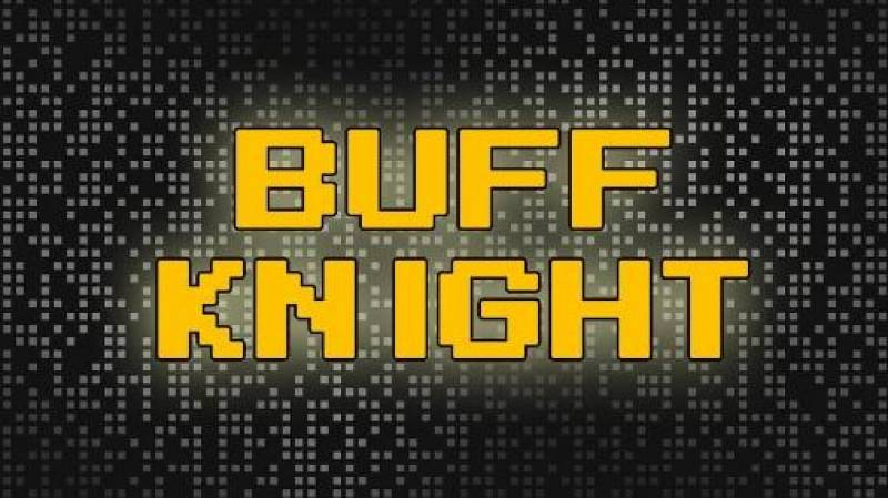Buff Knight - Runner RPG