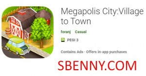 Megapolis City: Village to Town + MOD