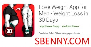 Lose Weight App for Men - Loss Weight in 30 Days + MOD