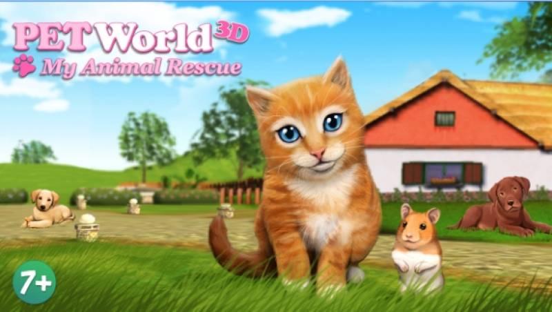 PetWorld: پناهگاه حیوانات + MOD
