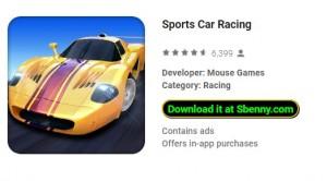 Спортивный автомобиль Racing + MOD