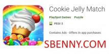 Cookie Jelly Match + MOD