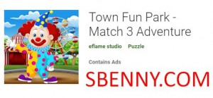 Town Fun Park - Match 3 Adventure + MOD
