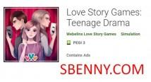 Love Story Giochi: Teenage Drama + MOD