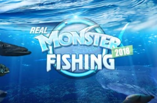 Monster Fishing 2018 + MOD