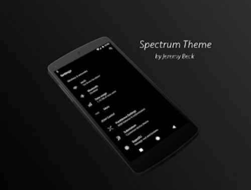 (Substrato) Spectrum Theme