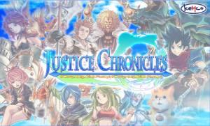 Giustizia RPG Chronicles + MOD
