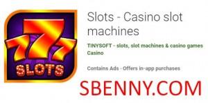 Slot - slot machine da casinò + MOD