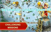 Toy Defense Fantasy Tour TD + MOD