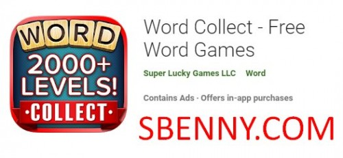 Word Collect - Free Word Games + MOD