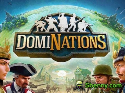 DomiNations Asia + MOD