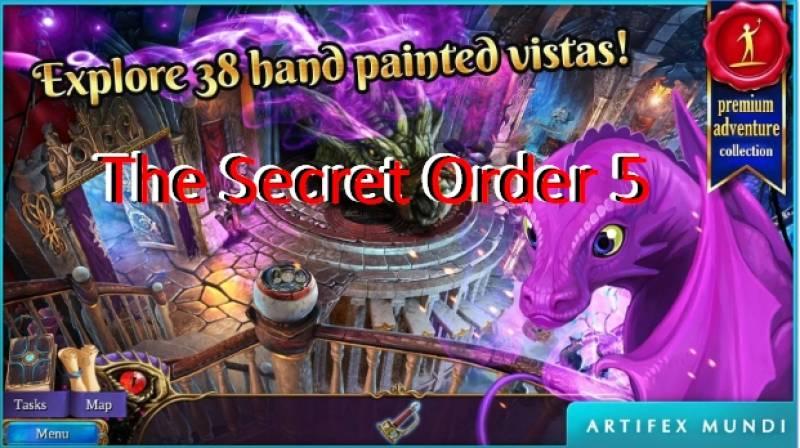 The Secret Order 5 + MOD