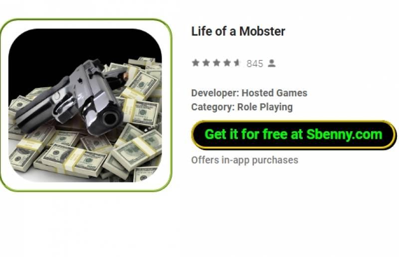 Leben eines Mobster + MOD
