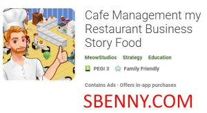 Cafe Management my Restaurant Business Story Food + MOD