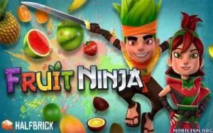 Fruit Ninja + MOD