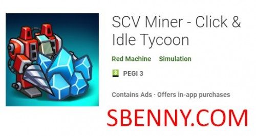 SCV Miner - Click & Idle Tycoon + MOD