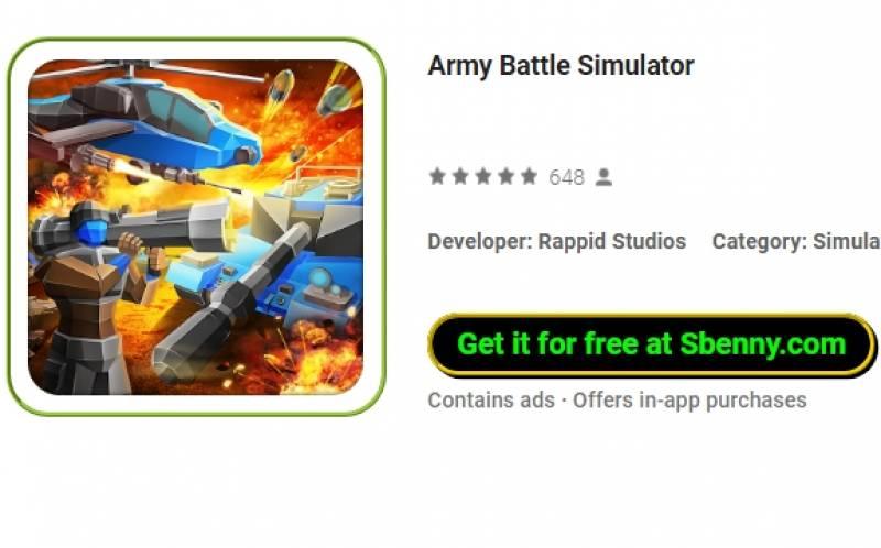 Армия Battle Simulator + MOD