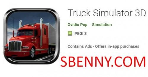 Simulador de caminhão 3D + MOD