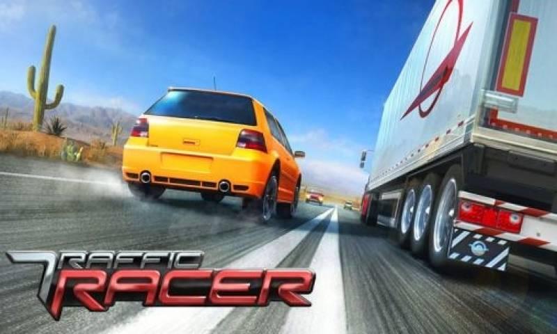 Tráfego Racer + MOD