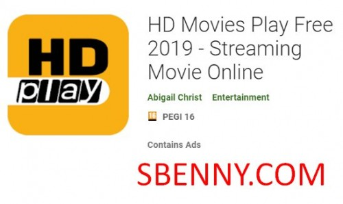 HD Movies Play Free 2019 - Streaming Movie Online + MOD