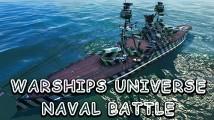Univers de navires de guerre: Bataille navale + MOD