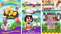 Chef Story: abbina 3 Games Free + MOD