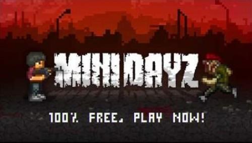 Mini DAYZ: Zombie Survival + MOD