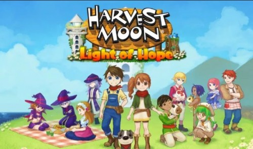 Harvest Moon: la lumière de l'espoir