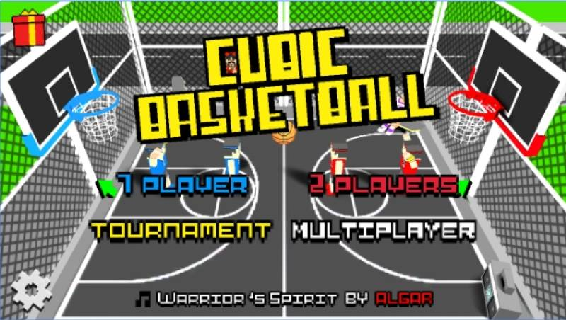 Cubic Basketball 3D + MOD