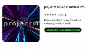 projectM Music Visualizer Pro