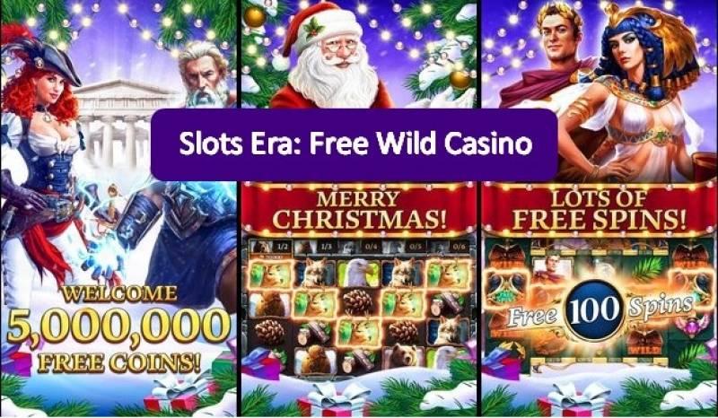 Slot Periodo storico: libero selvaggio Casino + MOD