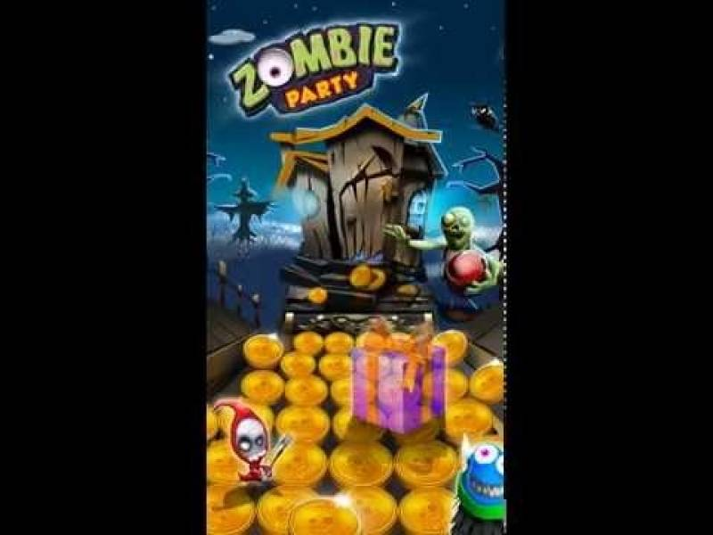 Ghosts Zombie Party Coin Dozer + MOD