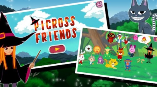 Amigos Picross + MOD