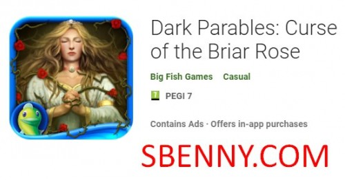Dark Parables: Fluch der Briar Rose + MOD