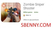 Zombie Sniper Shooter + MOD